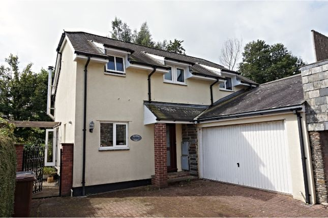 Thumbnail Link-detached house for sale in Woodland Road, Harbertonford