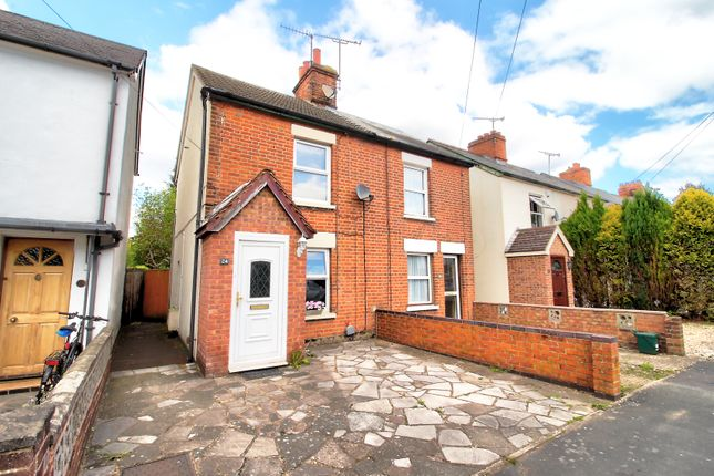 Thumbnail Semi-detached house for sale in Vale Road, Camberley