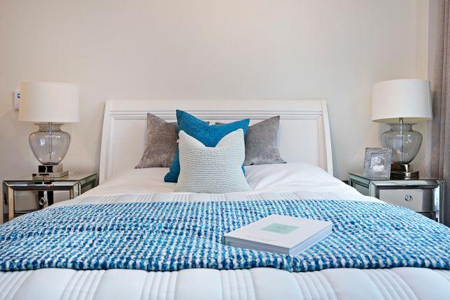 Master Bedroom of Donaldson Crescent, West End, Edinburgh EH12