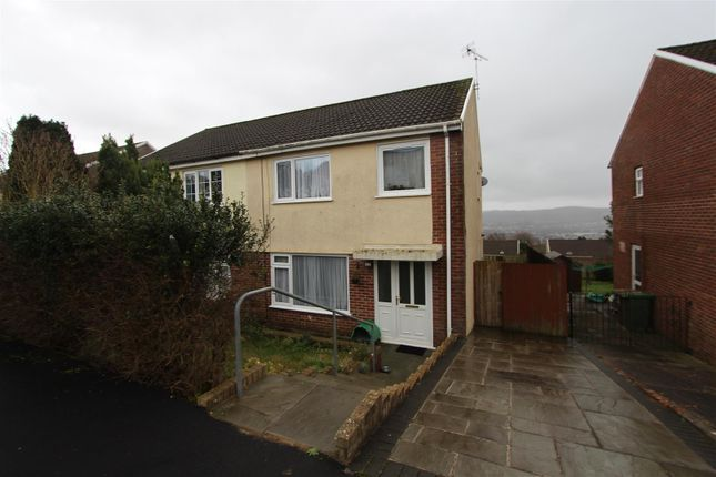 Thumbnail Property for sale in Pen-Y-Dre, Caerphilly