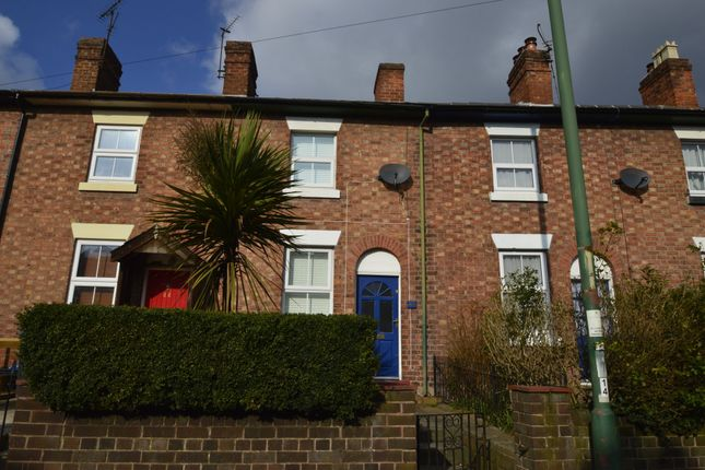Thumbnail Terraced house for sale in Hereford Road, Shrewsbury
