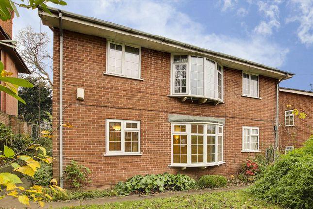 2 bed maisonette for sale in Minster Court, Mansfield Road, Mapperley Park, Nottingham NG5