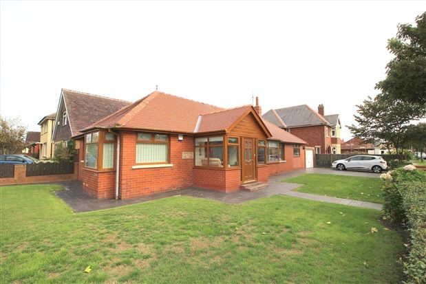 Thumbnail Bungalow for sale in Stonyhill Avenue, Blackpool