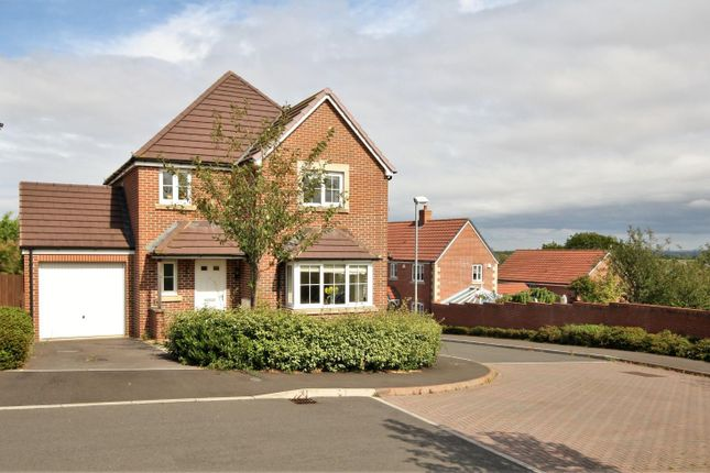 Thumbnail Detached house to rent in Hyde Road, Royal Wootton Bassett