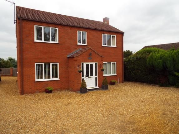 Thumbnail Detached house for sale in Outwell, Wisbech, Norfolk