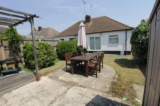 Semi-detached bungalow for sale in High Road, Benfleet