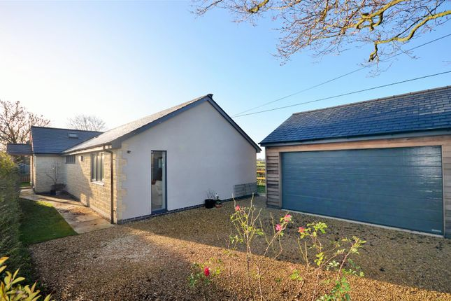 Thumbnail Detached bungalow for sale in Green Lane, Stour Row, Shaftesbury