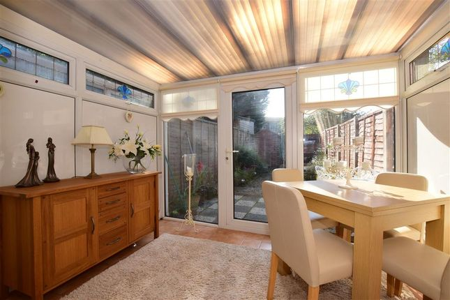 Thumbnail Terraced house for sale in Garnon Mead, Coopersale, Essex