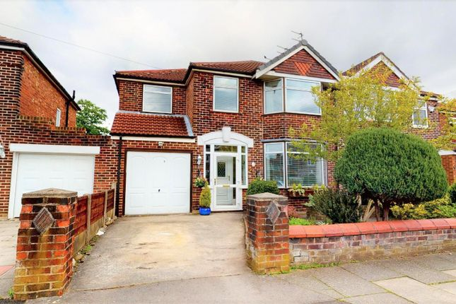 5 bed semi-detached house for sale in Tewkesbury Avenue, Urmston, Manchester M41