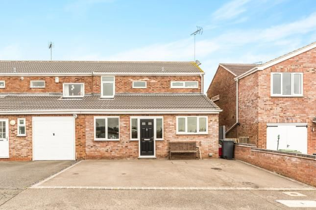 Thumbnail Semi-detached house for sale in Daly Avenue, Hampton Magna, Warwick