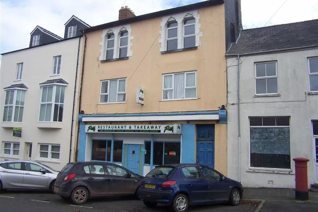 Thumbnail Restaurant/cafe to let in Pembroke Street, Pembroke Dock, Pembrokeshire