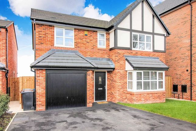 4 bed detached house for sale in Farm Crescent, Radcliffe, Manchester