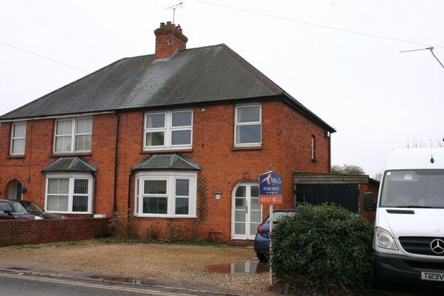 3 bedroom semi-detached house to rent in Hambridge Road, Newbury
