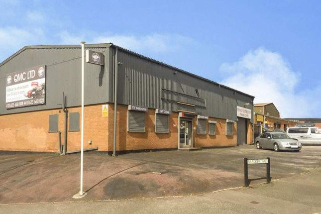 Thumbnail Light industrial for sale in Unit 6 Bradder Way, Mansfield, Mansfield