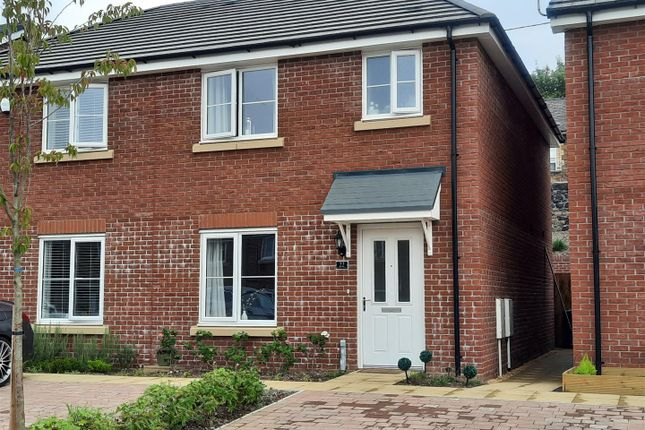 3 bed semi-detached house for sale in Brabazon Road, Rogerstone, Newport NP10