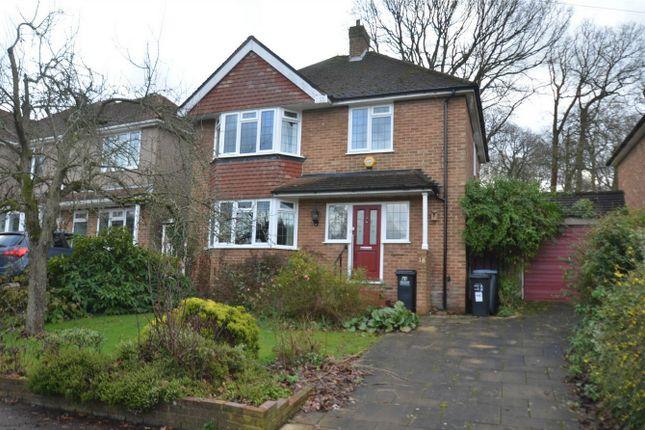 Detached house for sale in Chestnut Grove, South Croydon, Surrey