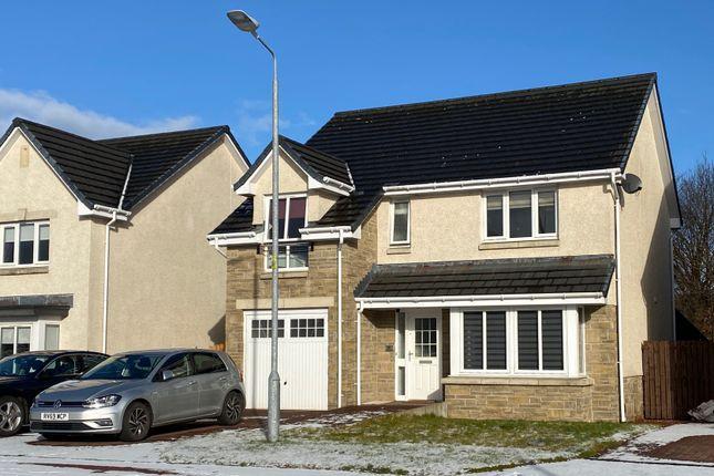 Thumbnail Detached house for sale in Glen Artney Road, Lomond Gate, Dumbarton