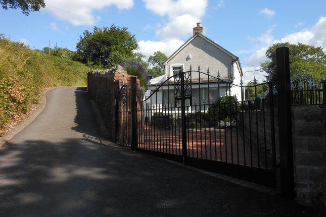 Thumbnail Detached house for sale in Oakland Street, Bedlinog, Merthyr Tydfil