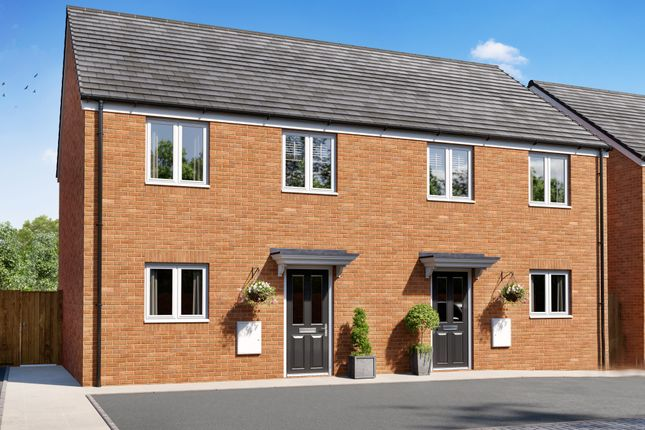 """2 bed semi-detached house for sale in """"The Cartmel"""" at Jasper Close, Coventry CV4"""