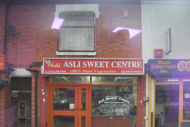 Thumbnail Restaurant/cafe to let in Greenlane Road, Leicester
