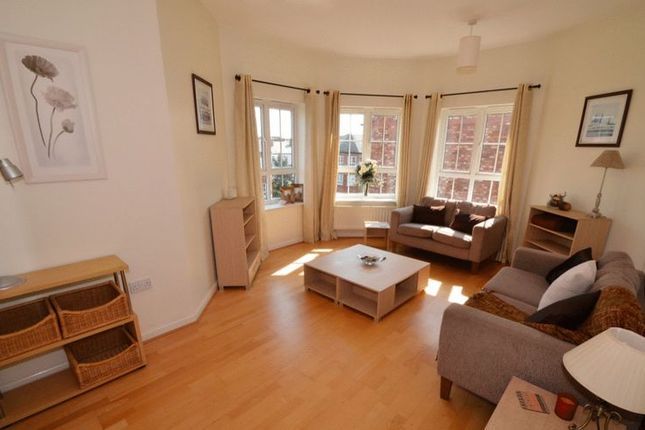 Thumbnail Flat to rent in Thomas Brassey Close, Chester