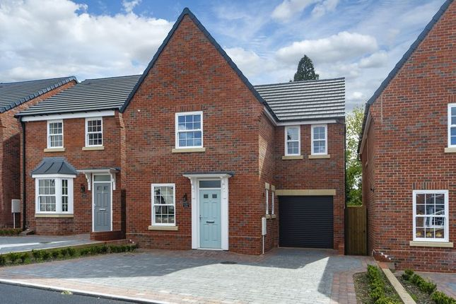 Thumbnail Detached house for sale in Henman House 5, Nuevo Court, Newbridge Crescent, Wolverhampton
