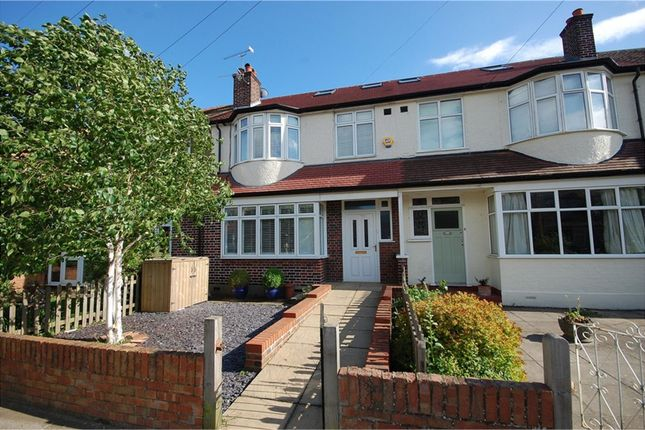 Thumbnail Terraced house to rent in Cambridge Road, Hampton