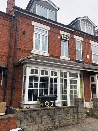 Thumbnail Terraced house to rent in Teigmouth Road, Birmingham