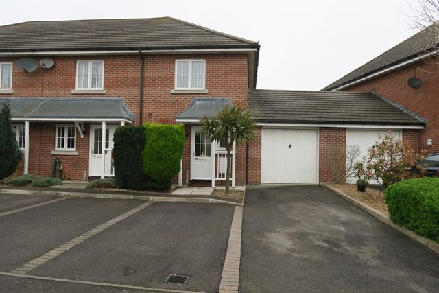 Thumbnail End terrace house for sale in Ordnance Way, Marchwood, Southampton