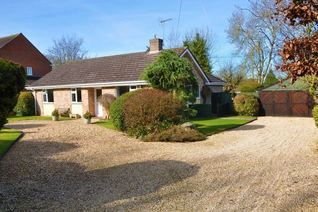 Thumbnail Bungalow for sale in Salisbury Road, Abbotts Ann, Andover