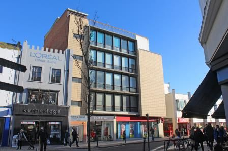 Thumbnail Commercial property for sale in Worthing House, 2-6 South Street, Worthing, West Sussex