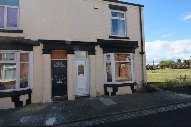 Terraced house to rent in Cromwell Road, South Bank, Middlesbrough