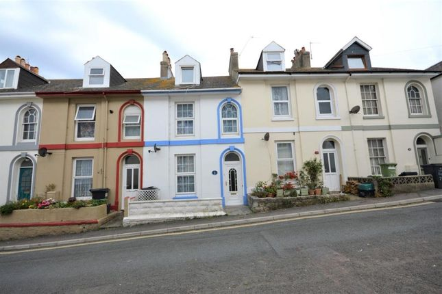 Thumbnail Terraced house for sale in Exeter Street, Teignmouth, Devon