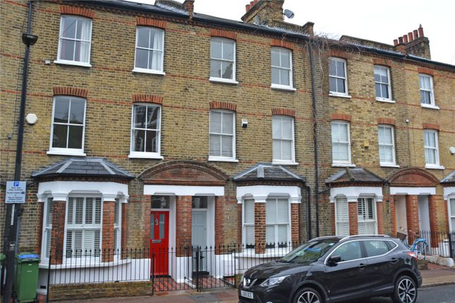 Thumbnail Terraced house to rent in Old Woolwich Road, London
