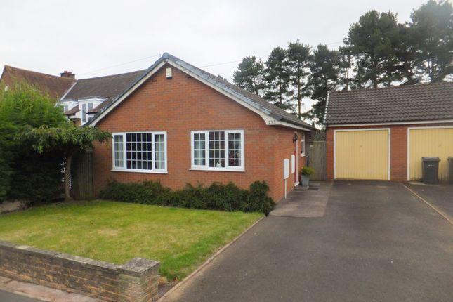 Thumbnail Detached bungalow for sale in Gibbons Road, Four Oaks, Sutton Coldfield