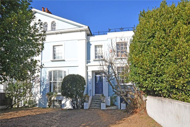 Thumbnail Terraced house for sale in Shooters Hill Road, Blackheath, London