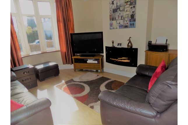 Thumbnail End terrace house for sale in Twydall Lane, Twydall, Gillingham