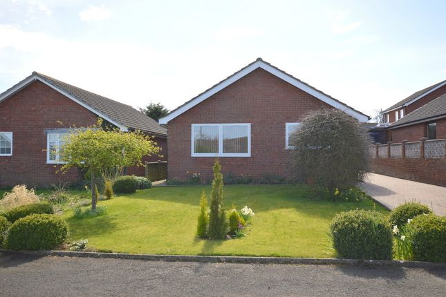 Thumbnail Detached bungalow for sale in Thornton Gate, Tweedmouth, Berwick Upon Tweed