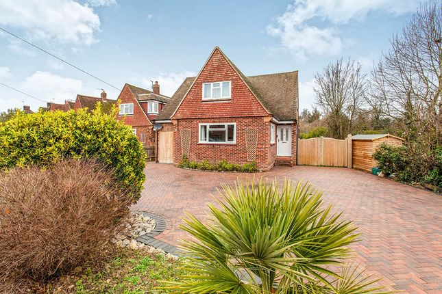 Thumbnail Detached house for sale in Old Hadlow Road, Tonbridge
