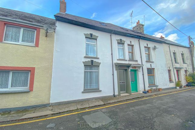 Thumbnail Terraced house for sale in St. Mary Street, Cardigan