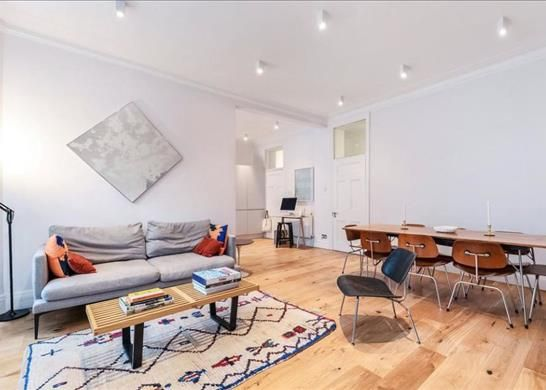 Thumbnail Property to rent in Grove Court, Chelsea, London
