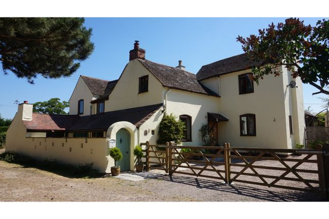Thumbnail Farmhouse for sale in Church Lane, Pinvin