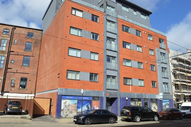 Thumbnail Flat to rent in Brunswick Square, Union Street, Oldham