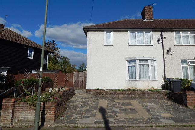 Thumbnail Property to rent in Gervase Road, Burnt Oak, Edgware
