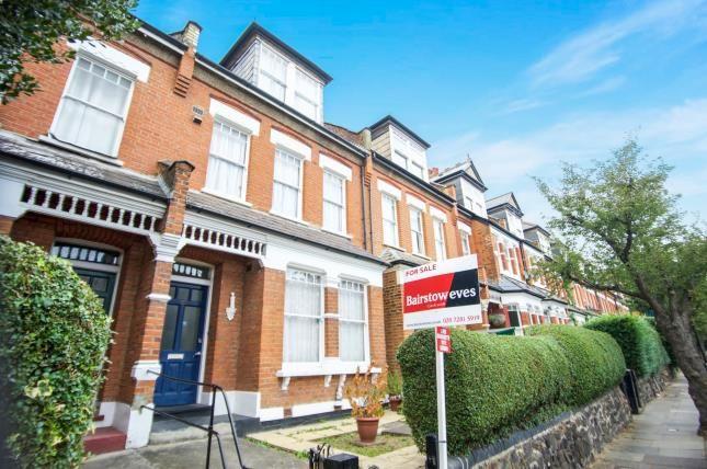 Thumbnail Flat for sale in Heathville Road, London