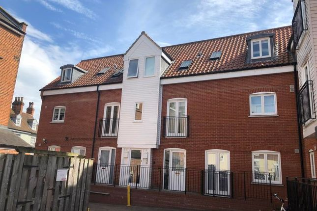 Flat to rent in Gipping Mews, Fore St, Ipswich, Suffolk