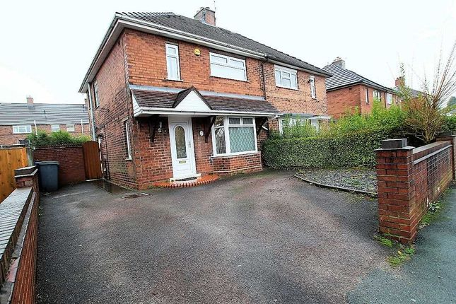 3 bed semi-detached house to rent in Parkhead Drive, Weston Coyney, Stoke On Trent ST3