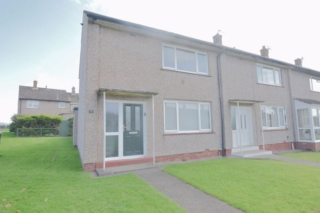 Thumbnail Terraced house for sale in Caldbeck Road, Whitehaven