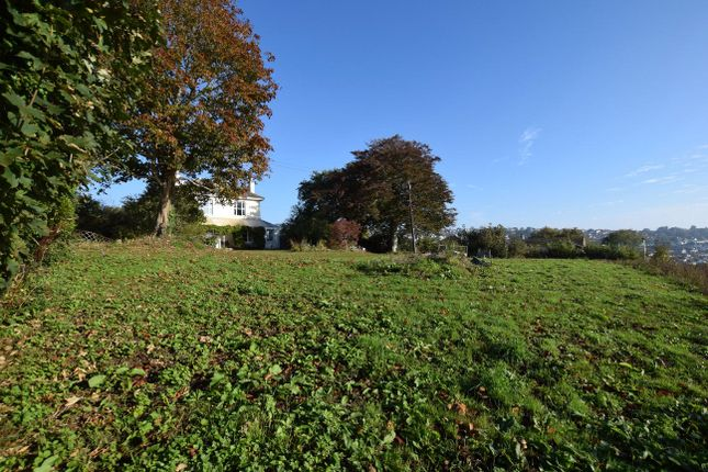 Thumbnail Land for sale in Exeter Road, Teignmouth
