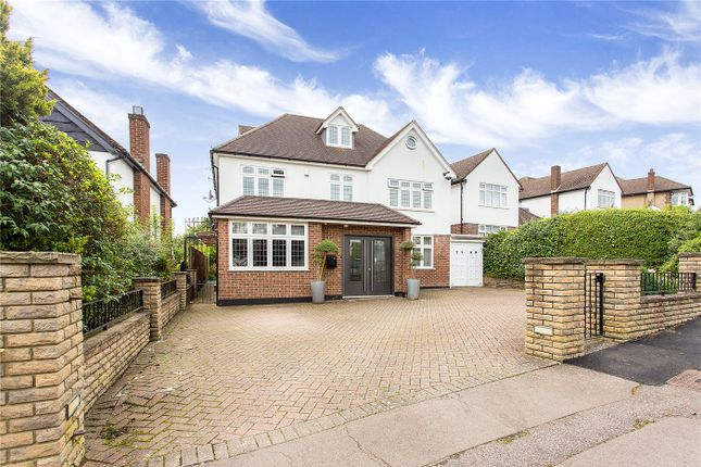 Thumbnail Detached house for sale in The Coppice, Enfield